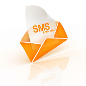 smsActivation plugin