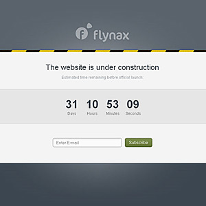 flynax-under-construction
