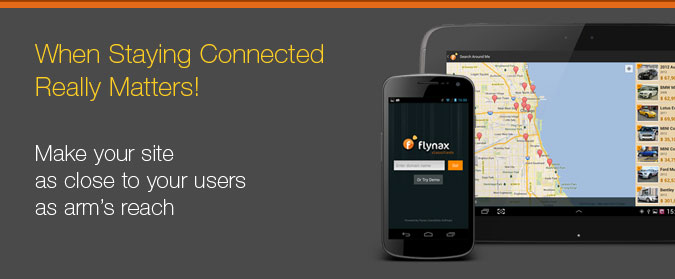 FlyDroid - Flynax Android Application