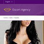 Flynax modeling agency tempalte