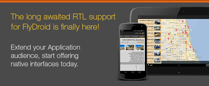 Android App Native RTL Support